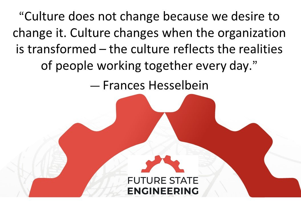 , Change vs. Improvement | Operational Excellence Quick Hits, Future State Engineering